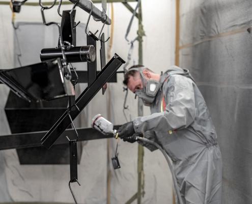 industrielackierung durch klz