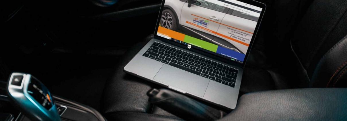 screenshot neue klz website