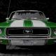 Ford Mustang 65 - Oldtimer